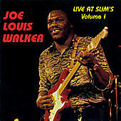 Thumbnail for the Joe Louis Walker - Live At Slim's: Vol. 1 (Live At Slim's / San Francisco, CA / 1990) link, provided by host site