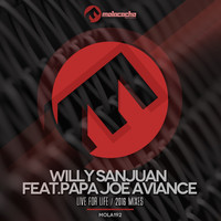 Thumbnail for the Willy Sanjuan - Live for Life (2016 Mixes) link, provided by host site