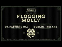 Thumbnail for the Flogging Molly - Live From Ireland (St. Patrick's Day Trailer) link, provided by host site