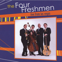 Thumbnail for the The Four Freshmen - Live From Las Vegas link, provided by host site