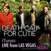 Thumbnail for the Death Cab for Cutie - Live from Las Vegas At the Palms link, provided by host site