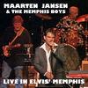 Thumbnail for the Maarten Jansen - Live in Elvis' Memphis link, provided by host site