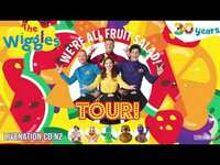 Thumbnail for the The Wiggles - LIVE in New Zealand! 🎙️ March & April 2021 🥝 Songs & Nursery Rhymes for Kids link, provided by host site