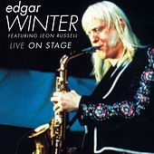 Thumbnail for the Edgar Winter - Live On Stage link, provided by host site
