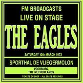 Thumbnail for the Eagles - Live On Stage FM Broadcasts - Sporthal De Vliegermolon 10th March 1973 link, provided by host site