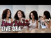 Thumbnail for the Bhad Bhabie - Live Q&A | Danielle Bregoli link, provided by host site