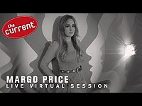 Thumbnail for the Margo Price - Live Virtual Session link, provided by host site