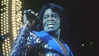 Thumbnail for the James Brown - Living in America link, provided by host site