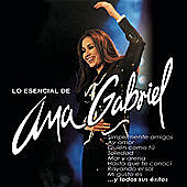 Image of Ana Gabriel linking to their artist page due to link from them being at the top of the main table on this page