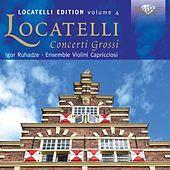 Thumbnail for the Ensemble Violini Capricciosi - Locatelli: Concerti Grossi link, provided by host site
