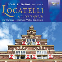 Thumbnail for the Pietro Locatelli - Locatelli: Concerti Grossi link, provided by host site