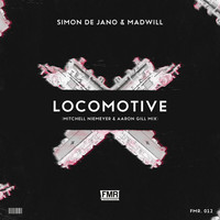 Thumbnail for the Simon De Jano - Locomotive (Mitchell Niemeyer & Aaron Gill Mix) link, provided by host site