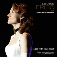 Thumbnail for the Louise Fribo - Look With Your Heart link, provided by host site