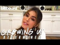 Thumbnail for the Madison Beer - Looks Back at Childhood Influences & What Shaped Her on Growing Up: Determined link, provided by host site