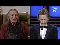 Thumbnail for the Gordon Lightfoot - Looks back at his Hall of Fame induction | My Junos Moment link, provided by host site