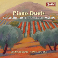 Thumbnail for the Hans Schaeuble - Los Caprichos, Op. 36 'Suite choréographique': V. Fandango link, provided by host site