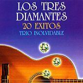 Thumbnail for the Los Tres Diamantes - Los Tres Diamantes: 20 Exitos link, provided by host site