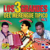 Thumbnail for the Francisco Ulloa - Los Tres Grandes del Merengue Tipico, vol. 1 link, provided by host site