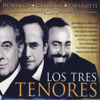 Thumbnail for the The Three Tenors - Los Tres Tenores link, provided by host site