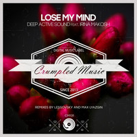 Thumbnail for the Deep Active Sound - Lose My Mind link, provided by host site