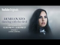 Thumbnail for the Demi Lovato - losing control link, provided by host site
