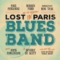 Thumbnail for the Robben Ford - Lost in Paris Blues Band link, provided by host site