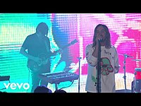 Thumbnail for the Tame Impala - Lost In Yesterday (Live On Jimmy Kimmel Live! / 2020) link, provided by host site