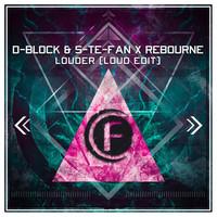 Thumbnail for the D-Block & S-Te-Fan - Louder (Loud Edit) link, provided by host site