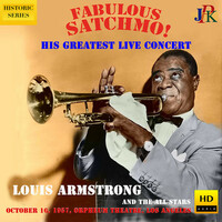 Thumbnail for the Louis Armstrong - Louis Armstrong: Live at the Orpheum Theater, Los Angeles (2021 Remaster) link, provided by host site