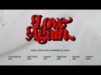 Thumbnail for the Dua Lipa - Love Again link, provided by host site