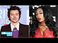 Thumbnail for the Megan Thee Stallion - Love & Hip-Hop Audition, Harry Styles Dance Secrets & More | Billboard News link, provided by host site