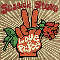 Thumbnail for the Seasick Steve - Love & Peace link, provided by host site