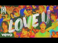 Thumbnail for the Monsta X - LOVE U link, provided by host site