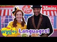 Thumbnail for the The Wiggles - Lovely Likeable Languages! 🌐 38 Minute Special 🌐 Songs & Nursery Rhymes for Kids link, provided by host site