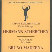 Thumbnail for the Alban Berg - Lulu Suite: Symphonische Stücke aus der Oper Lulu: II. Ostinato: Allegro link, provided by host site