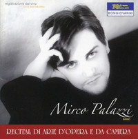 Thumbnail for the Mirco Palazzi - M. Palazzi: Recital di arie d'opera e da camera link, provided by host site