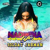 Thumbnail for the Soldat Jahman - Madinina Life (Carry Out Production Presents) link, provided by host site