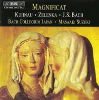 Thumbnail for the Johann Kuhnau - Magnificat in C Major: II. Et exultavit spiritus meus link, provided by host site