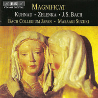 Thumbnail for the Johann Kuhnau - Magnificat in C Major: III. Quia respexit humilitatem link, provided by host site