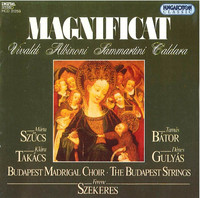 Thumbnail for the Antonio Vivaldi - Magnificat in G Minor, RV 610: Suscepit Israel: Largo - Allegro link, provided by host site