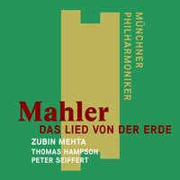 Thumbnail for the Zubin Mehta - Mahler: Das Lied von der Erde link, provided by host site