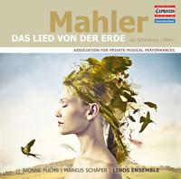 Thumbnail for the Rainer Riehn - Mahler: Das Lied von der Erde (Arr. A. Schoenberg & R. Riehn for Voice & Chamber Ensemble) link, provided by host site