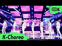Thumbnail for the NCT U - 직캠 'Make A Wish (Birthday Song)' (NCT U Choreography) l @MusicBank link, provided by host site