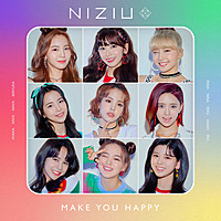 Thumbnail for the NiziU - Make you happy link, provided by host site