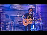 """Thumbnail for the Daniel Donato - """"Malady Melody,"""" LIVE in Huntsville, Alabama! #cosmiccountry link, provided by host site"""