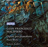 Thumbnail for the Gian Francesco Malipiero - Malipiero: Opere per pianoforte link, provided by host site