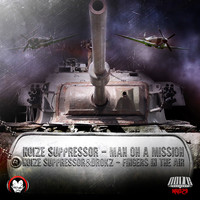 Thumbnail for the Noize Suppressor - Man on a Mission link, provided by host site