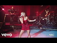 Thumbnail for the Miley Cyrus - Maneater (From The Tonight Show Starring Jimmy Fallon) link, provided by host site