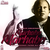 Thumbnail for the Nusrat Fateh Ali Khan - Marhaba Marhaba link, provided by host site