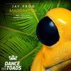 Image of Jay Frog linking to their artist page due to link from them being at the top of the main table on this page